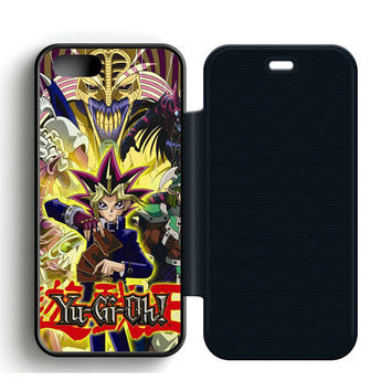 Yu Gi Oh Cover Flip iPhone 5 | 5S Case