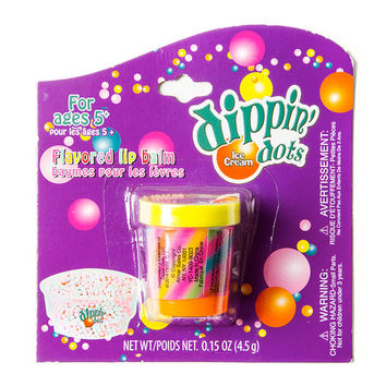 Dippin' Dots Ice Cream Flavored Lip Balm