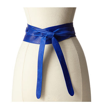 ADA Collection Obi Classic Wrap Electric Blue - Zappos.com Free Shipping BOTH Ways