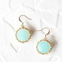 pure bliss earrings