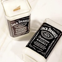Jack Daniel's Whiskey Candle