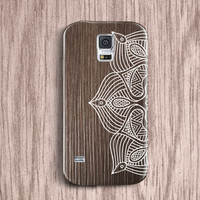 Mandala iPhone 6 Case Wood iPhone 5s Case Lace iPhone 4 Case iPhone 5C Case LG G3 Case Samsung Galaxy s6 Case LG G4 Case Xperia Z3 Case 64