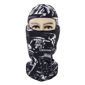 Full Face Masks Warm Face Cover Neck Warmer Outdoor Winter Cycling Hiking Mountaineering Fishing Motorcycle Neck Hood
