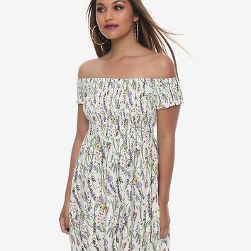 Disney Pixar A Bug's Life Botanical Dress