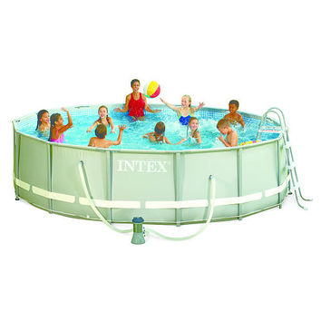 Intex Ultra Frame Pool Set 14' x 42""