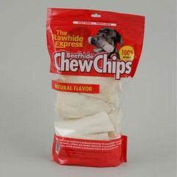 LMFYN5 Rawhide Express Curled Rawhide Chips 3 lb.