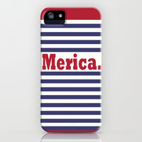 Merica iPhone Case by daniellebourland