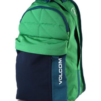 Volcom Prohibit Backpack (Green)