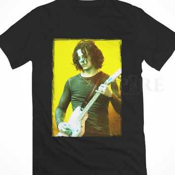 The Dead Weather John Anthony Gillis Lazaretto Unisex/Men Tshirt All Size