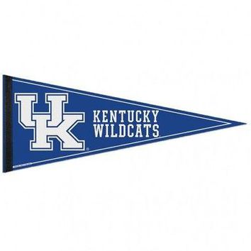 Licensed Kentucky Wildcats Official NCAA Pennant UK by Wincraft KO_19_1