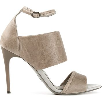 Mcq By Alexander Mcqueen Ankle Cuff Sandals