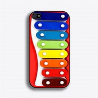 $16.99 Toy Xylophone iPhone case for iPhone 4 and 4s by iCaseSeraSera