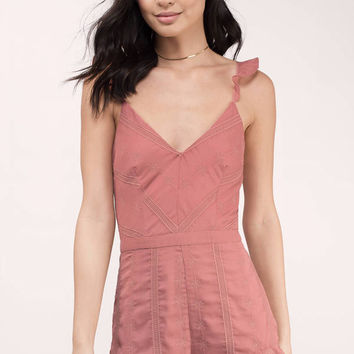 The Jetset Diaries Getaway Romper