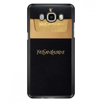 Ysl Yves Saint Laurent Cigarettes Samsung Galaxy J7 (2016) Case  | Aneend.com