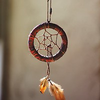 Free People X Catherine Womens Mini Dreamcatcher