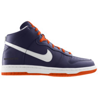 Nike Dunk High (NFL Denver Broncos) iD Men's Shoe