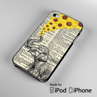 Elephant iPhone 4 4S 5 5S 5C 6, iPod Touch 4 5 Cases