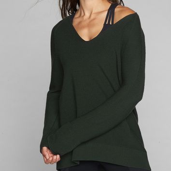 Merino V-Neck Sweater | Athleta