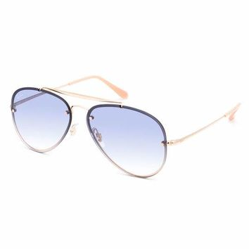 RAY-BAN Blaze Aviator Sunglasses