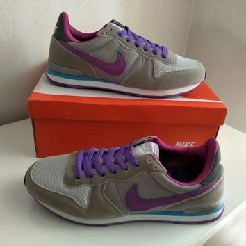 nike internationalist unisex retro casual multicolor sneakers fashion couple running shoes
