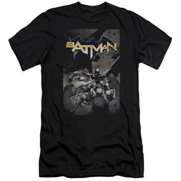 Batman - Batman One Short Sleeve Adult 30/1