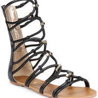XOXO Galina Flat Gladiator Sandals