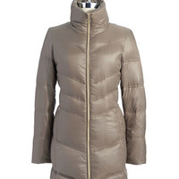 Calvin Klein Winged Collar Puffer Jacket