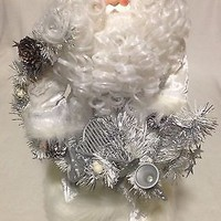 Home For The Holidays Collectible Santa