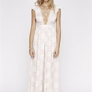 The Jetset Diaries Ethereal Whispers Dress in White | Boutique To You