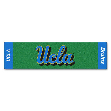 UCLA Bruins NCAA Putting Green Runner (18x72)
