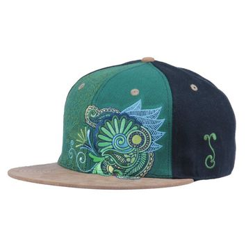 Greener Grounds Snapback