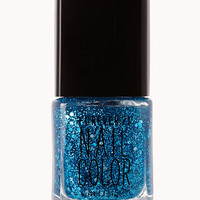 Showgirl Blue Nail Polish