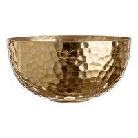 Small metal bowl - Gold-coloured - Home All | H&M GB