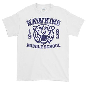 Stranger Things Hawkins Middle School Short sleeve t-shirt