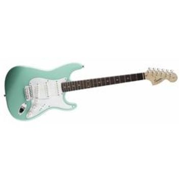 Squier Affinity Stratocaster Electric Guitar with Rosewood Fingerboard | GuitarCenter