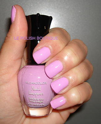 KLEANCOLOR NAIL POLISH~LACQUER ~ PASTEL from ...