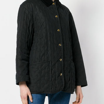 Hermès Vintage Single Breasted Parka Coat - Farfetch