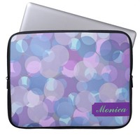 Pastel Balls Laptop Sleeve