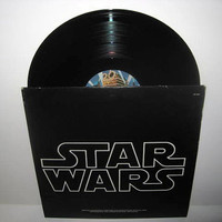 Vinyl Record Album Star Wars Original by JustCoolRecords on Etsy
