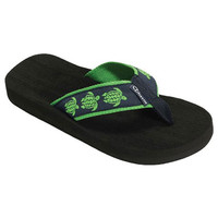 Turtle Pattern Kid's Sandal