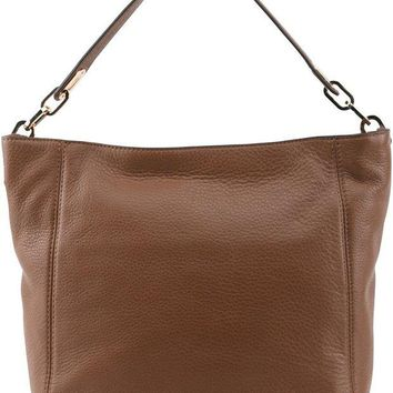 DCCKUG3 MICHAEL Michael Kors Women's Fulton Medium Slouchy Shoulder Bag