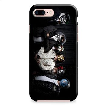 Hollywood Undead (group masks jackets) iPhone 8 | iPhone 8 Plus Case