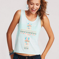 Tribal Cross Tank