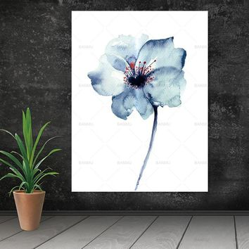 Canvas Painting Wall art Picture decor poster canvas painting Wall art art print flower Picture home decor Wall Picture no frame