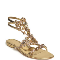 Rose Gold Emily Sandal