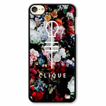 Twenty One Pilots Skeleton Clique 2 iPod Touch 6 Case