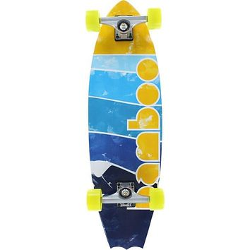 Bamboosk8 Lined Up Battail Complete 9.25X31.5