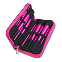 Make up brushes 1 brush set professional brushes beauty essentials makeup brushes with zipper bag