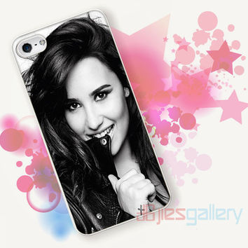Demi Lovato for iPhone 4/4S, iPhone 5/5S, iPhone 5C, iPhone 6 Case - Samsung S3, Samsung S4, Samsung S5 Case