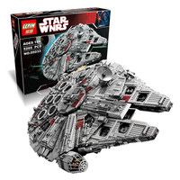 Custom compatible LEGO Star Wars UCS Millennium Falcon 10179